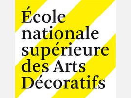 Workshop intensif inter-années - École supérieure des Arts-Décoratifs - Paris 12 au 15.10.2020