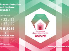 JOURNÉES D'ARCHITECTURES VIVRE, 500 maisons avec leurs architectes à visiter partout en France