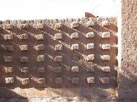 Formation aux techniques de la constructione en terre I Marrakech novembre 2013