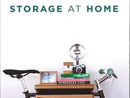 """Parution de l'ouvrage """"Smart Spaces. Storage at Home"""""""