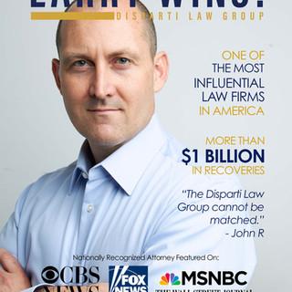 Disparti Magazine Cover