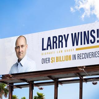 Disparti Billboard