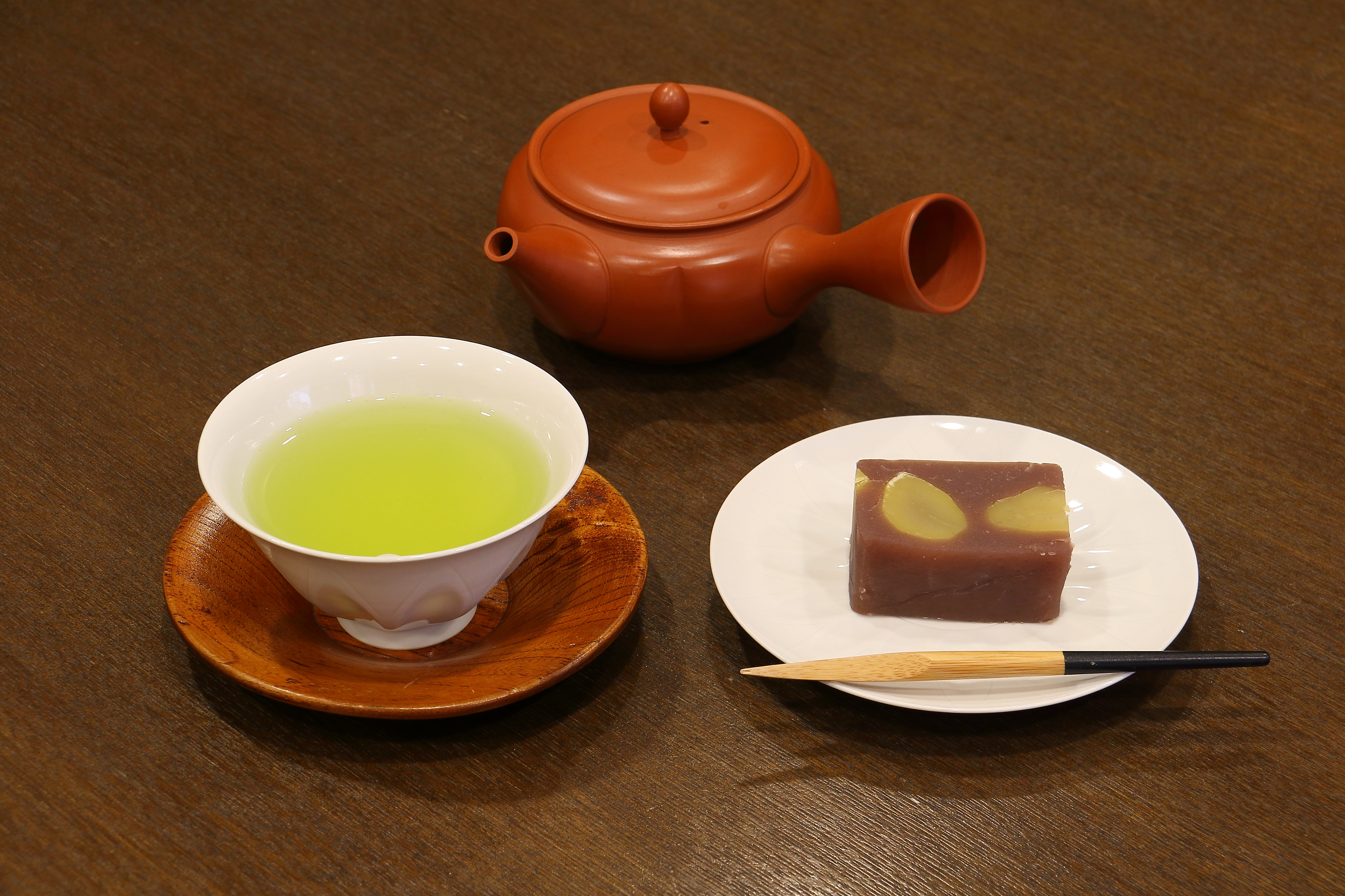 季節のお茶セット