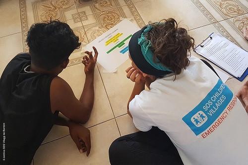 Giornata mondiale del Rifugiato- Sos Villaggi dei Bambini