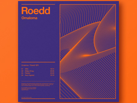 """Omaloma """"Roedd"""" EP Review - 19th April 2021"""