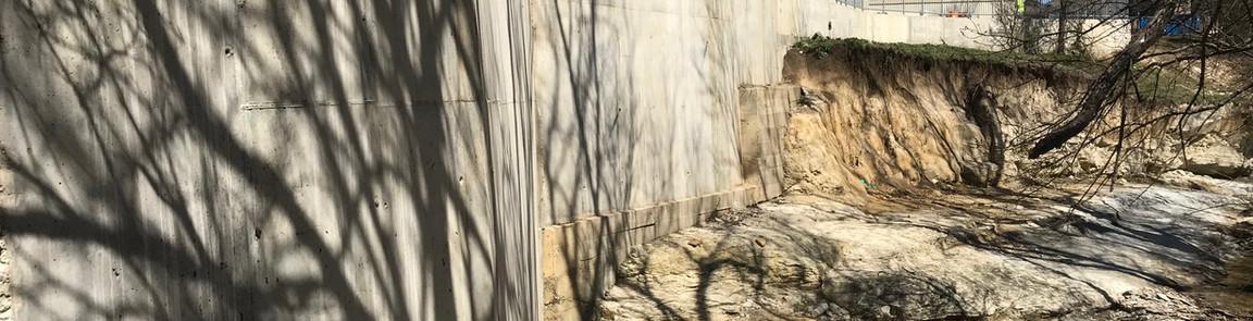 Retaining Walls, Plano, Texas