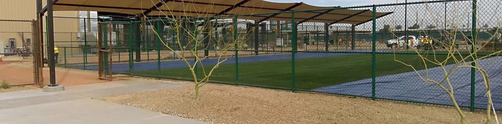 Slanted Shade, Phoenix, Arizona