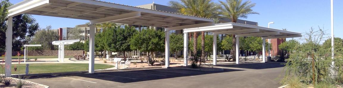 Metal Canopies, Chandler, Arizona