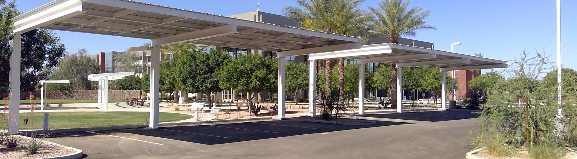 Metal Canopies, Chandler, Arizona