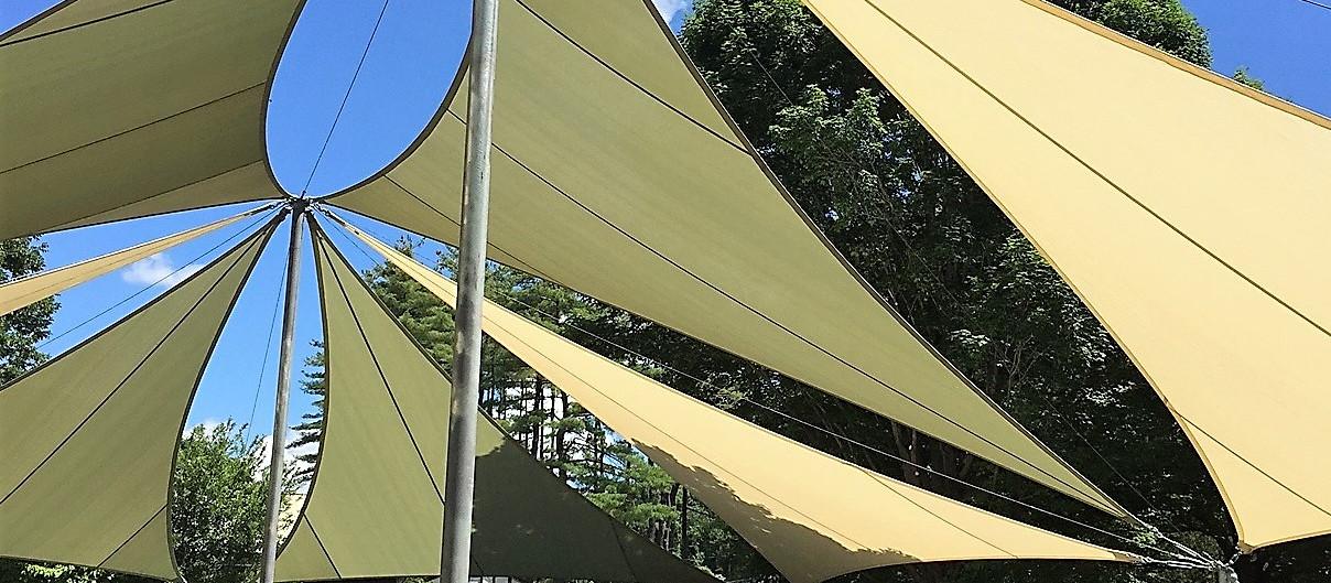 Shade Sails, NY
