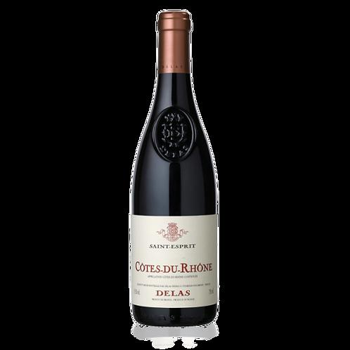 Côtes du Rhône rge St-Esprit, Maison Delas