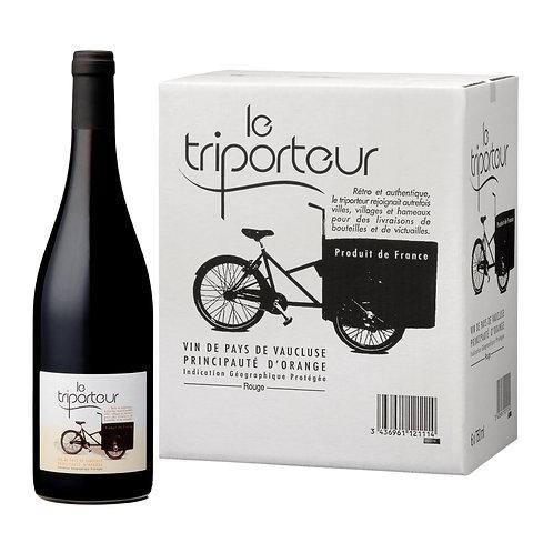Le Triporteur, IGP Vaucluse blanc - BIB 3l