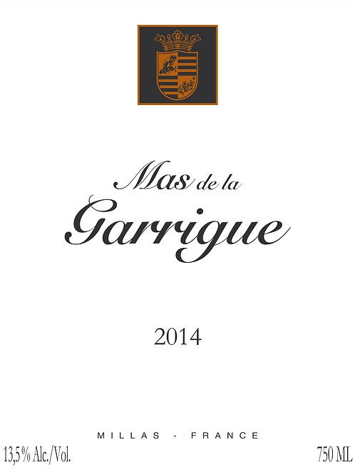 Mas de la Garrigue 2017