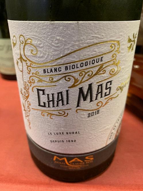 Chai Mas, blanc biologique