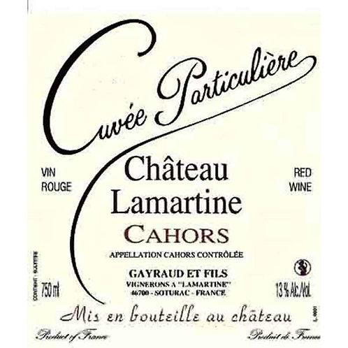 """Château Lamartine """"Cuvée Particulière"""" 2016, Cahors"""