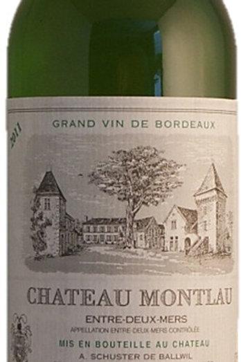 Château Montlau Entre-deux-mers 2014