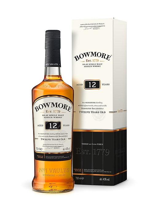 Bowmore 12Y (Whisky)  -  Tube