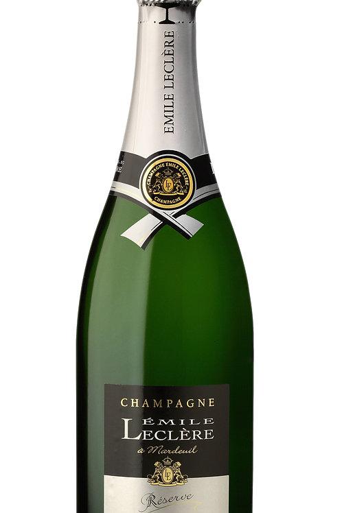 Champagne Emile Leclère Brut Réserve