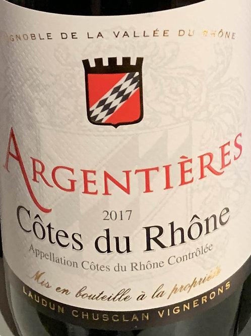 Argentières, Côtes du Rhône