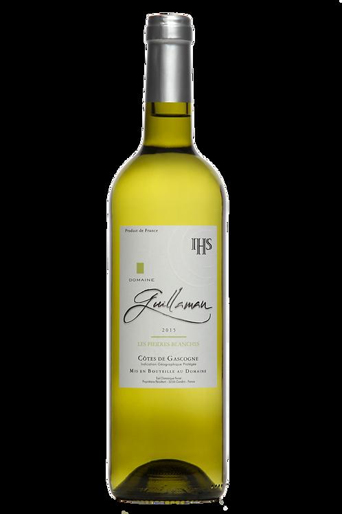 Les Pierres Blanches, IGP Côtes de Gascogne