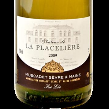 Château de la Placelière 2018 à 10€/bout. (vendu par 6bt.)