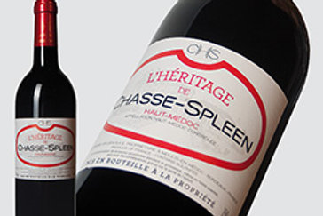 Héritage de Chasse Spleen 2016, Haut Médoc