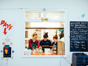 Tackling Food Waste with Rainbow Junktion