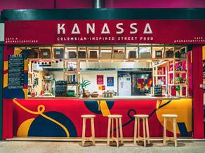 Vegan Colombian-inspired recipes from street food kitchen Kanassa