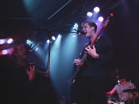 Palace at Belgrave Music Hall   Live Review and Pictures