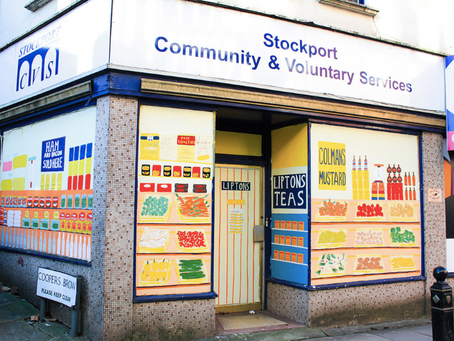 What are the Neighbours up to?: Open Spaces in Stockport