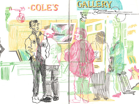 Cole's Gallery: Not Your Typical Arts Space