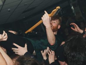 Weirds' farewell show at Brudenell Social Club
