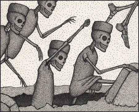 Taking On the Boneyard - The Village Voice