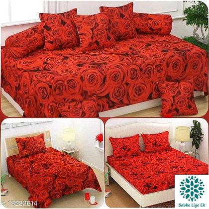 Voguish Fashinable bedsheets (s-13283614)