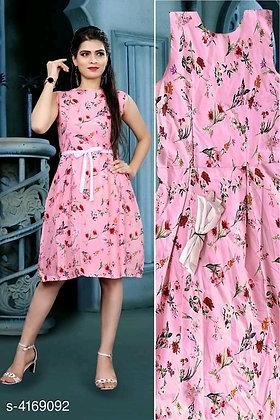 Crepe Dress (s- 4169092)