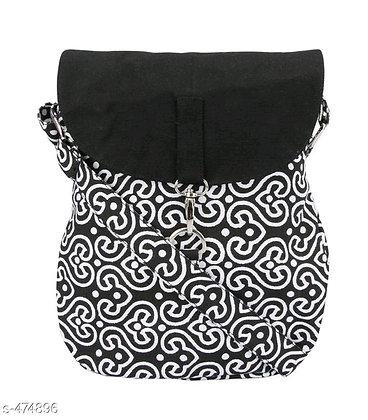 Trendy Canvas Women's Sling Bag (s-474896)