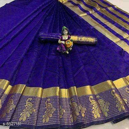 Kanjeevaram Silk Saree (s - 6527181)