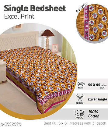Single bedsheets (s-3532390)