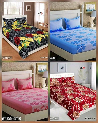 Attractive Polycotton Bedsheets (s-5596748)