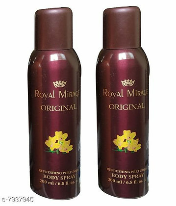 Royal Mirage Deodrant (pack of 2) s-7936945