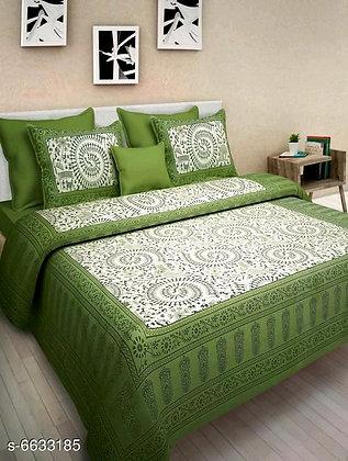 Pure Cotton Bedsheets (s-6633188)