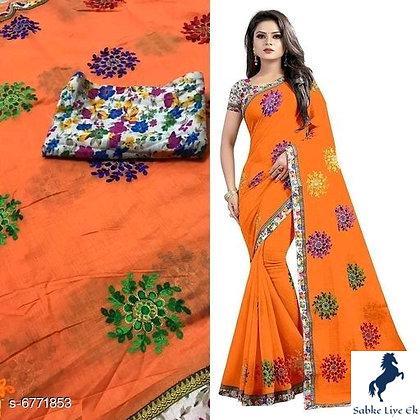 Fabulous Chanderi Cotton Sarees (s-6771852)