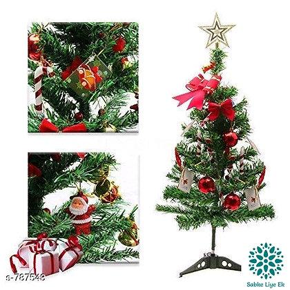 Christmas tree with decor (s-787543)