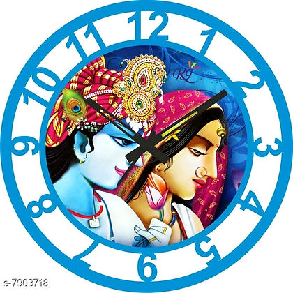 Radhe Krishna Clock (s-7903718)