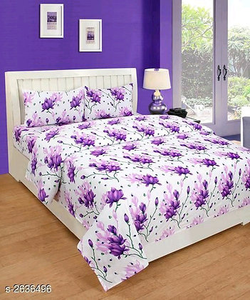 Flowery Bedsheet (s-2636496)