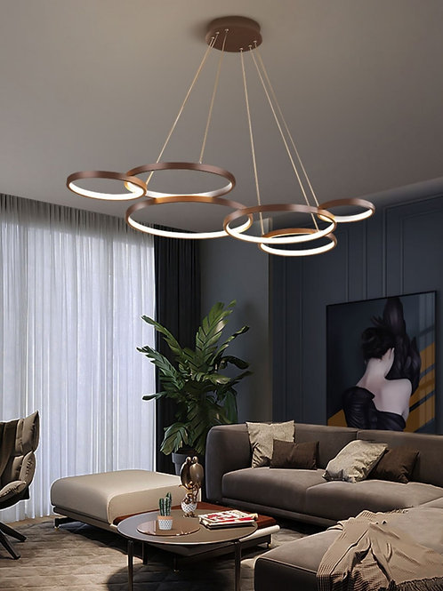Roundly Chandelier