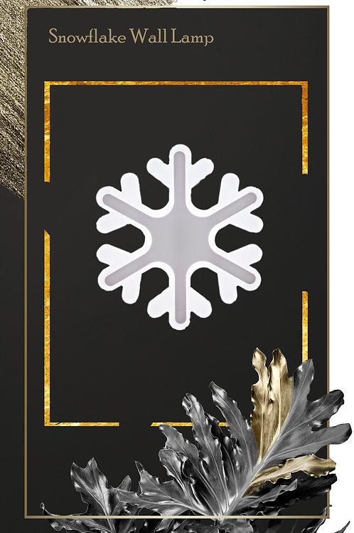 Snowflake Wall Lamp