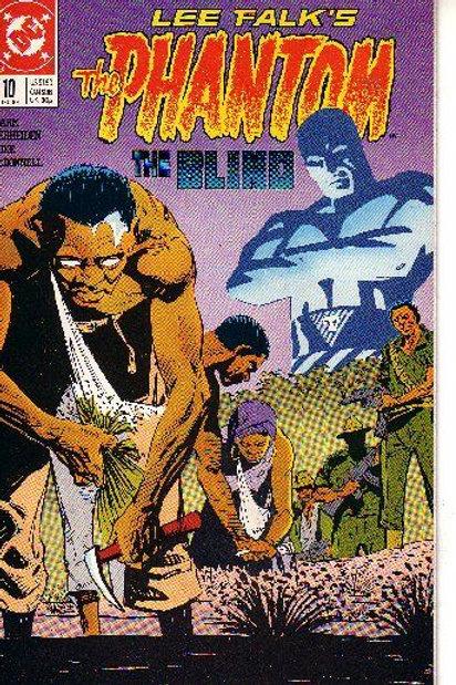 PHANTOM DC,13 ISSUES, 1989-90 10