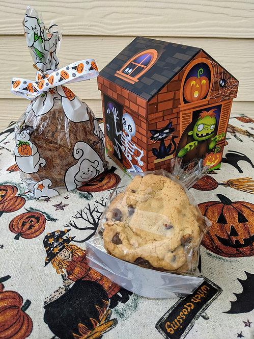 Halloween Assorted Cookies Gift Box (1 Dozen)