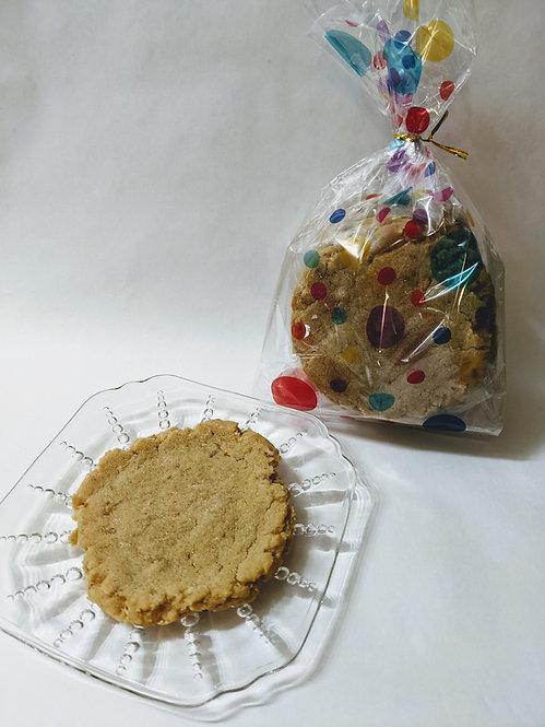 Peanut Butter Bacon Cookies (1/2 Dozen)